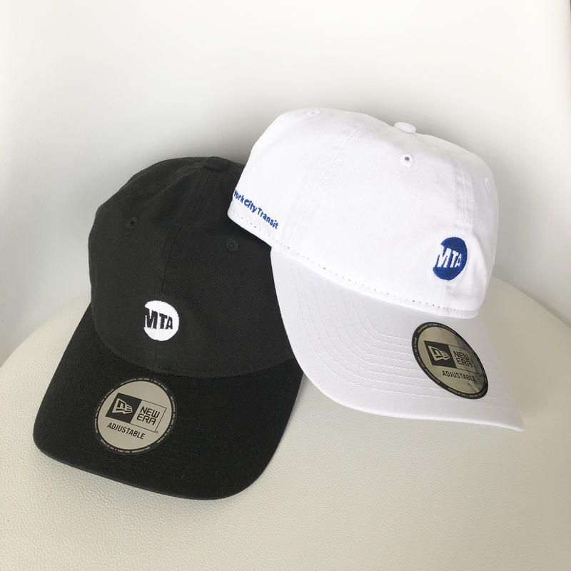 NEW ERA 9THIRTY MTA  LOGO CAP