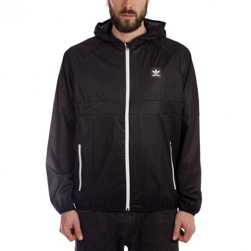 adidas Originals ADV CLIMASTORM WINDBREAKER BLACK