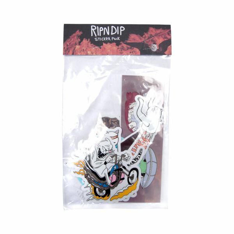 RIPNDIP Fall 18 Sticker Pack