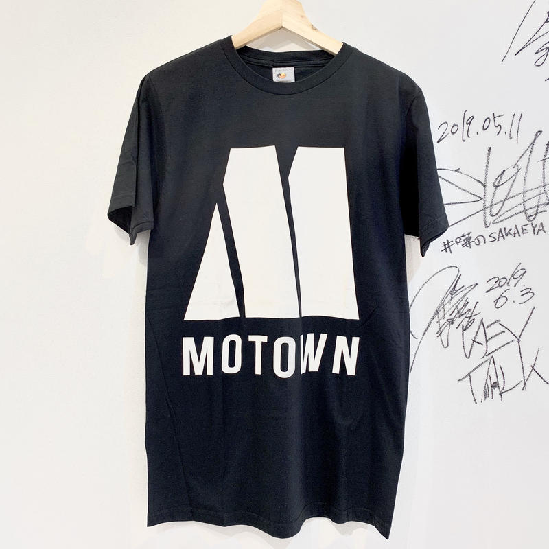 Mo Town Record T-shirts BLACK