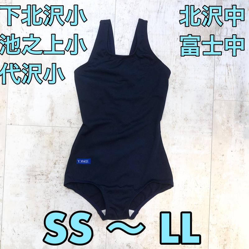 小・中学校水着 女子 KK-30/スタンダードワンピース SS〜LL