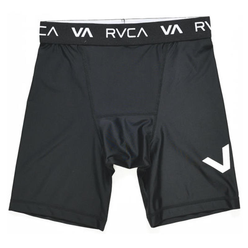 VA SPORT MEN'S UNDER SHORTS BLACK