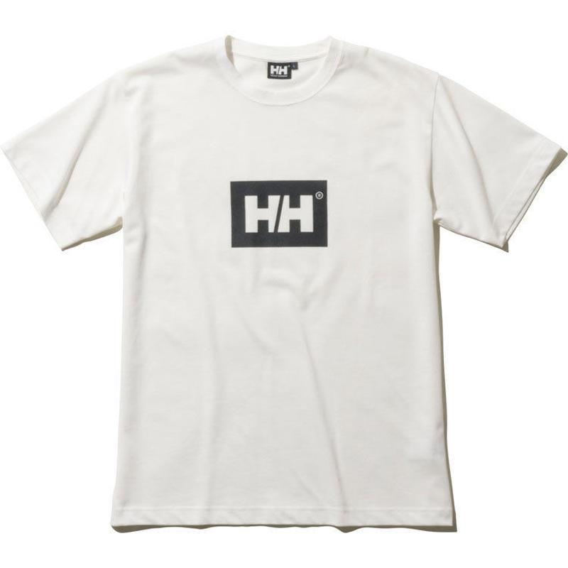 HELLY HANSEN S/S HH Logo Tee White