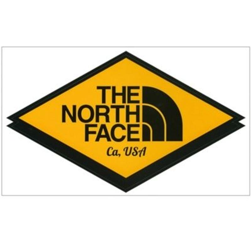 THE NORTH FACE PRINT STICKER