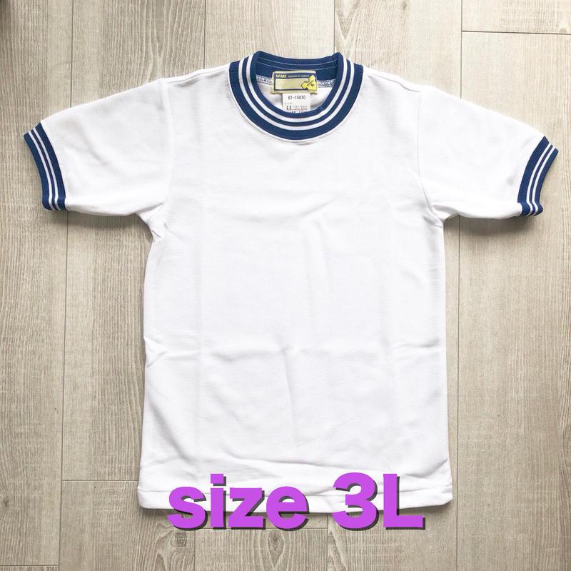 小学校体操着(上)Tシャツ 3L