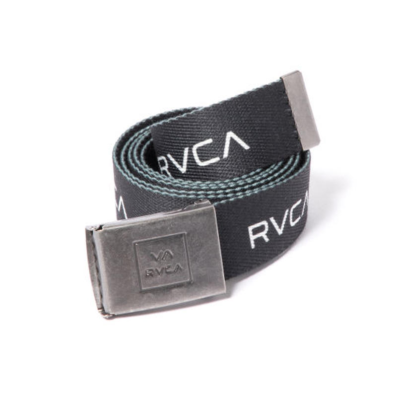 RVCA RVCA WEB BELT BLACK