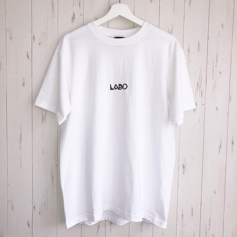 LABO Standard Logo T-Shirts WHITE