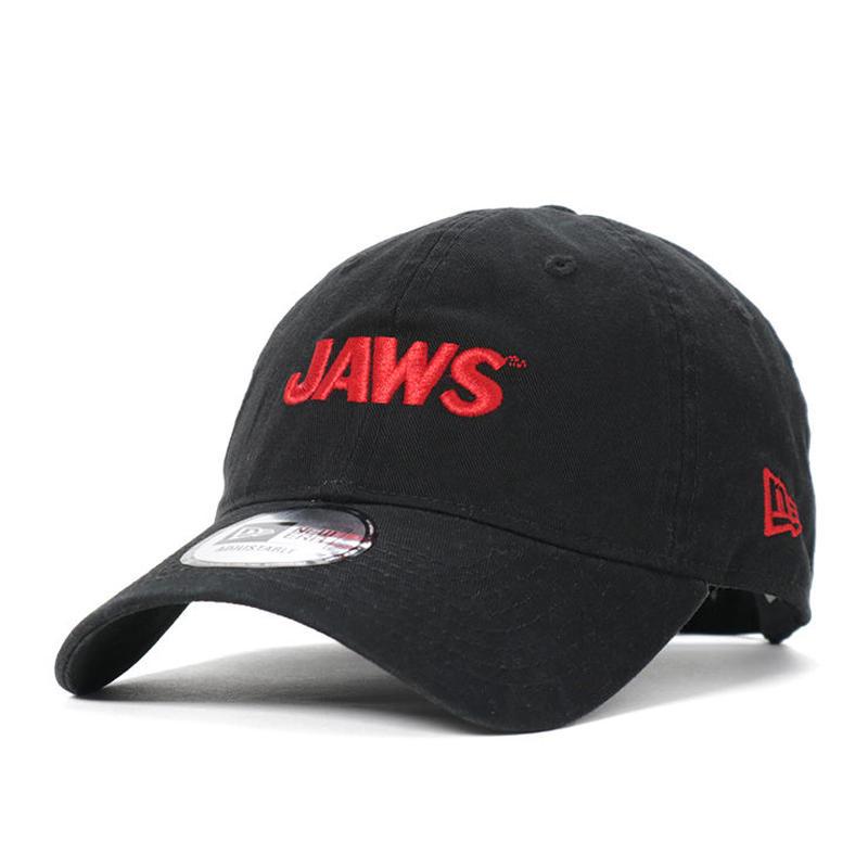 NEWERA 930 JAWS LOGO E BLK PRED