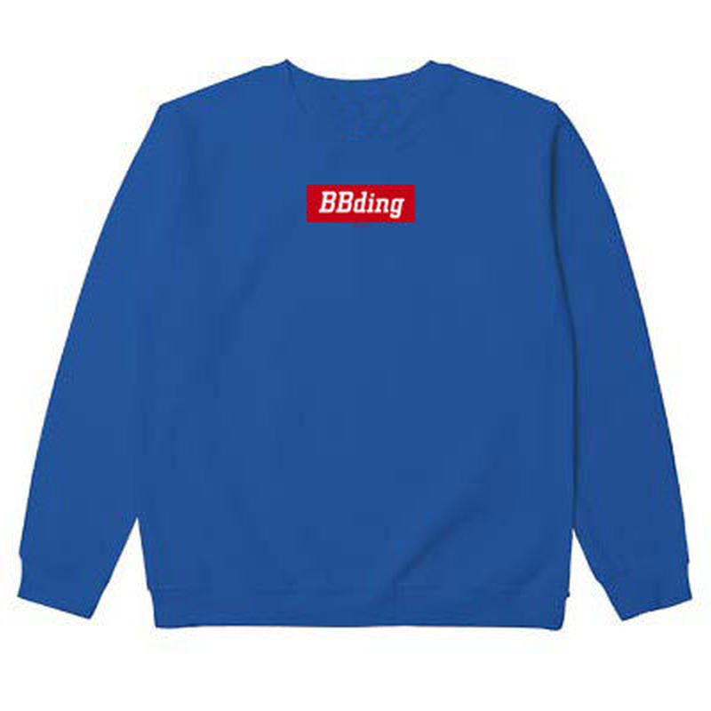 BBding Logo sweat