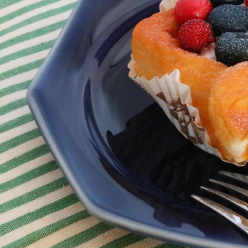 8角ケーキ皿