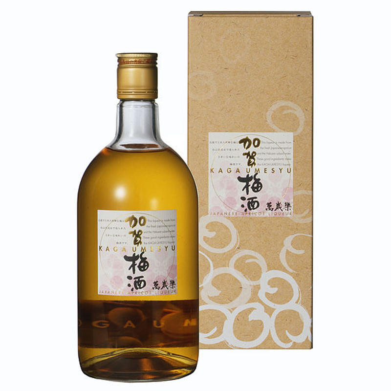 萬歳楽 加賀梅酒(720ml)