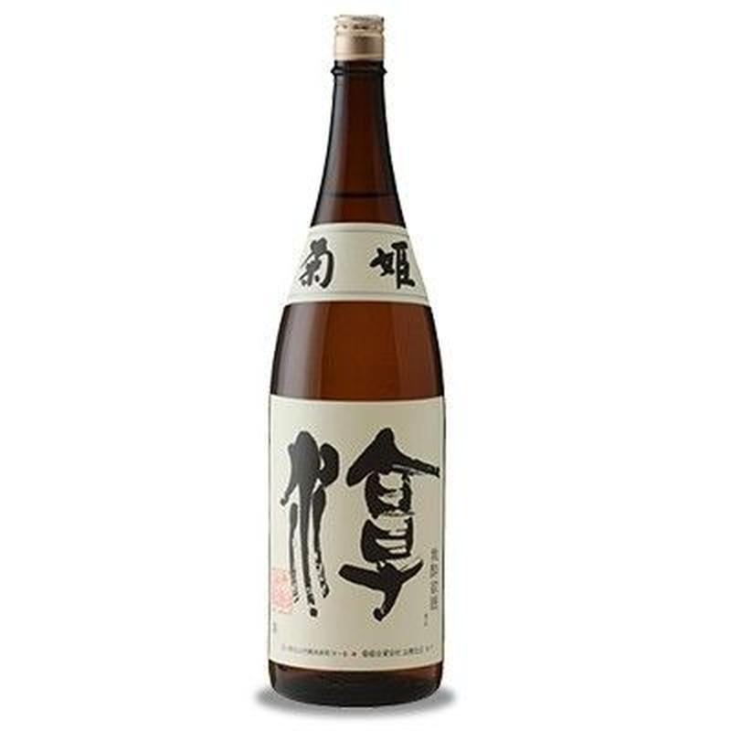 菊姫 淳(白山菊酒 720ml)