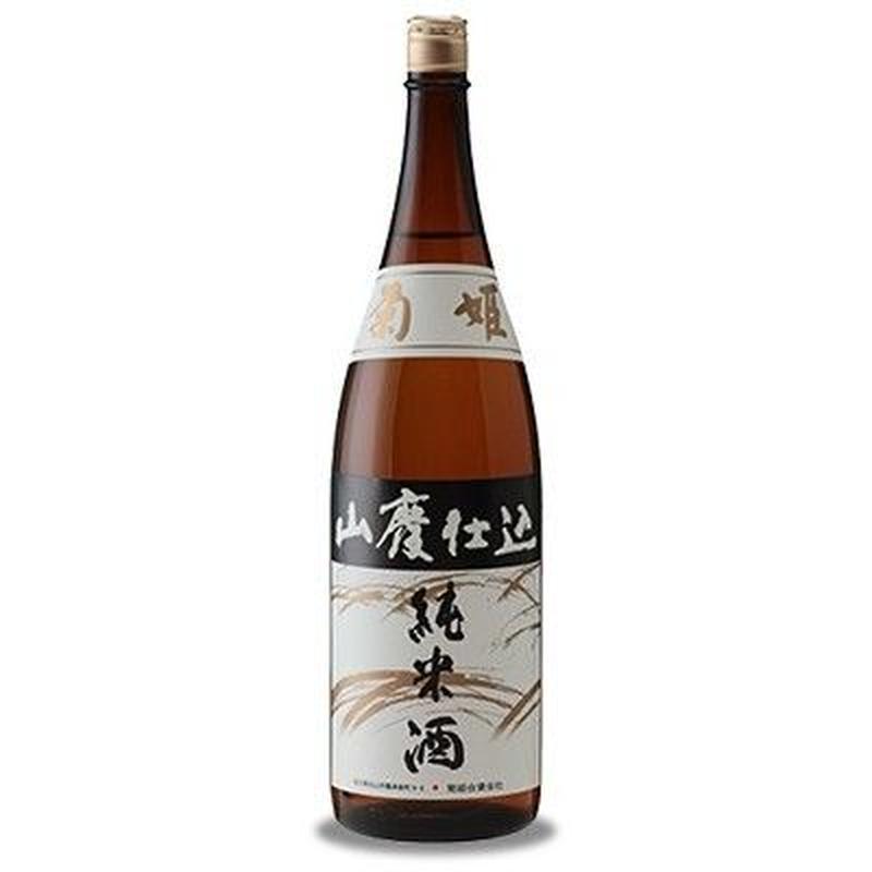 菊姫 山廃純米(720ml)