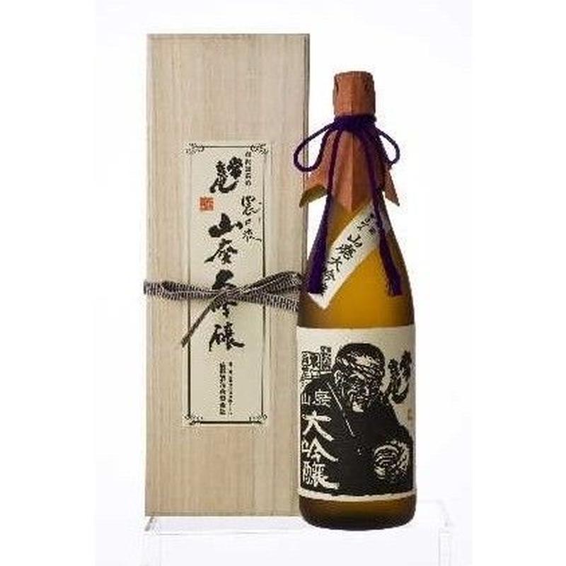 常きげん 山廃大吟醸(限定品)(1800ml)
