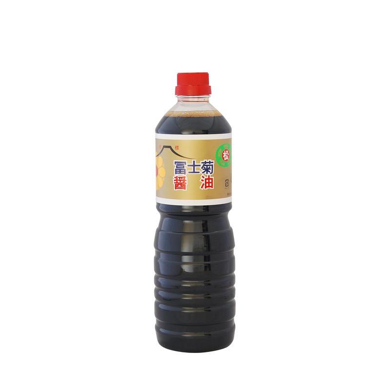 富士菊醤油 濃口醤油 松(1000ml)