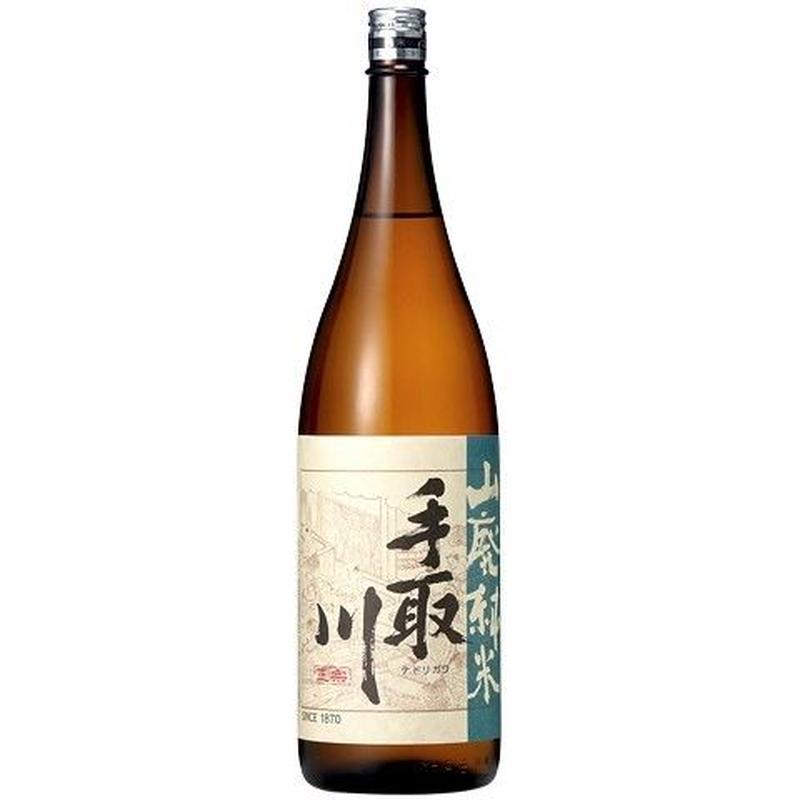 手取川 山廃仕込 純米酒 (1800ml)