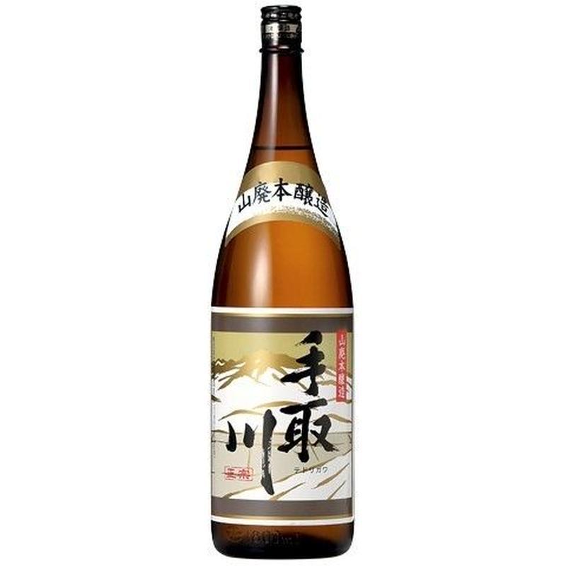 手取川 本醸造 山廃仕込 (1800ml)