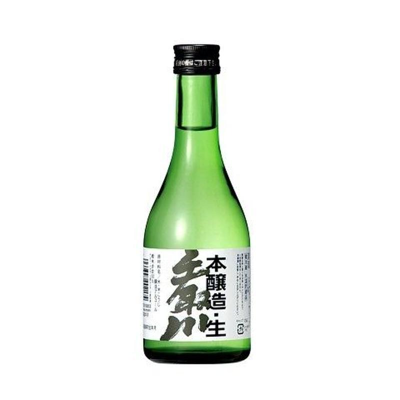 手取川 本醸造 生酒 (300ml)