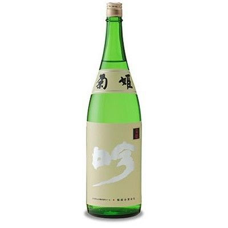 菊姫 吟(720ml)
