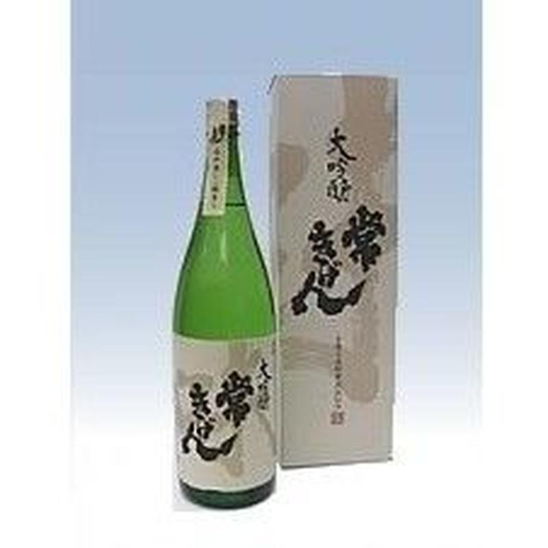 常きげん 味・大吟醸(1800ml)