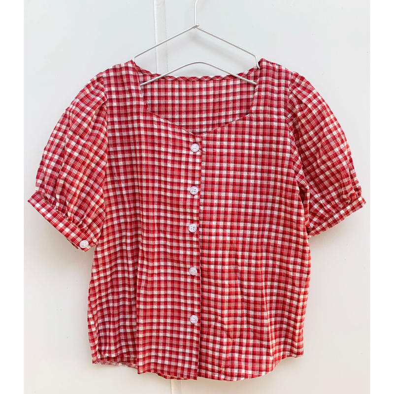 N select line blouse