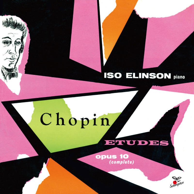 Iso Elinson plays Chopin 24Etudes plus 2