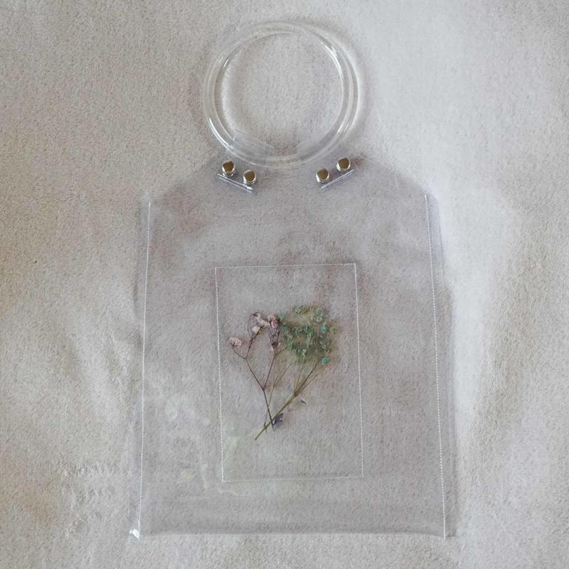 Flower PVC Bag 2