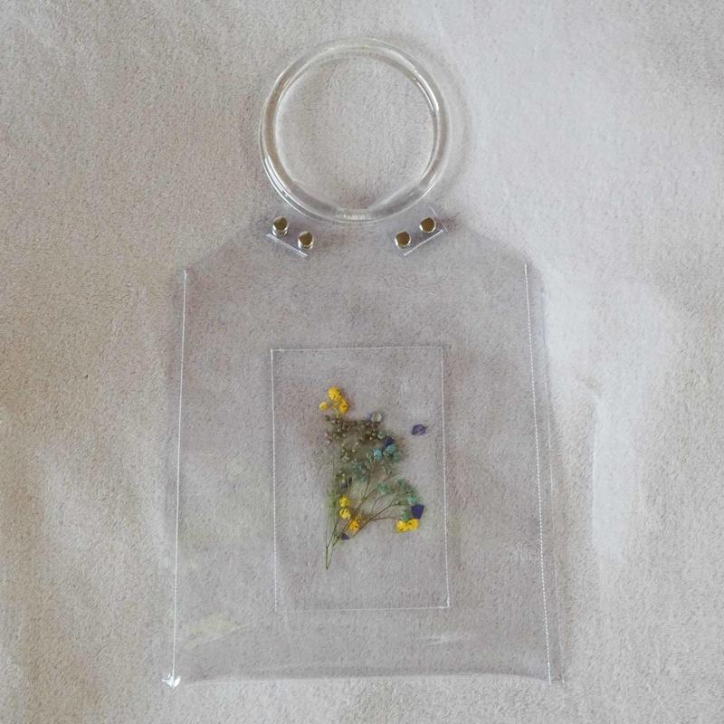 Flower PVC Bag 1