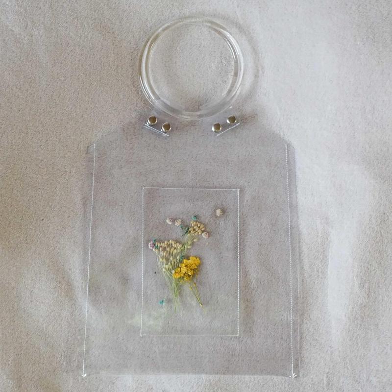 Flower PVC Bag 4