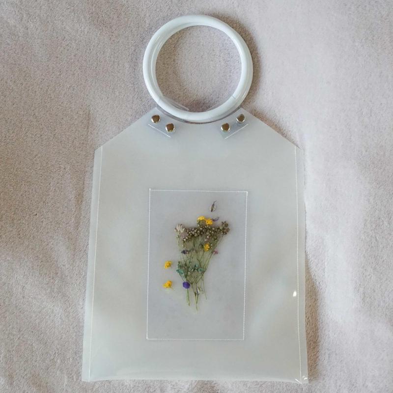 Flower PVC Bag 9