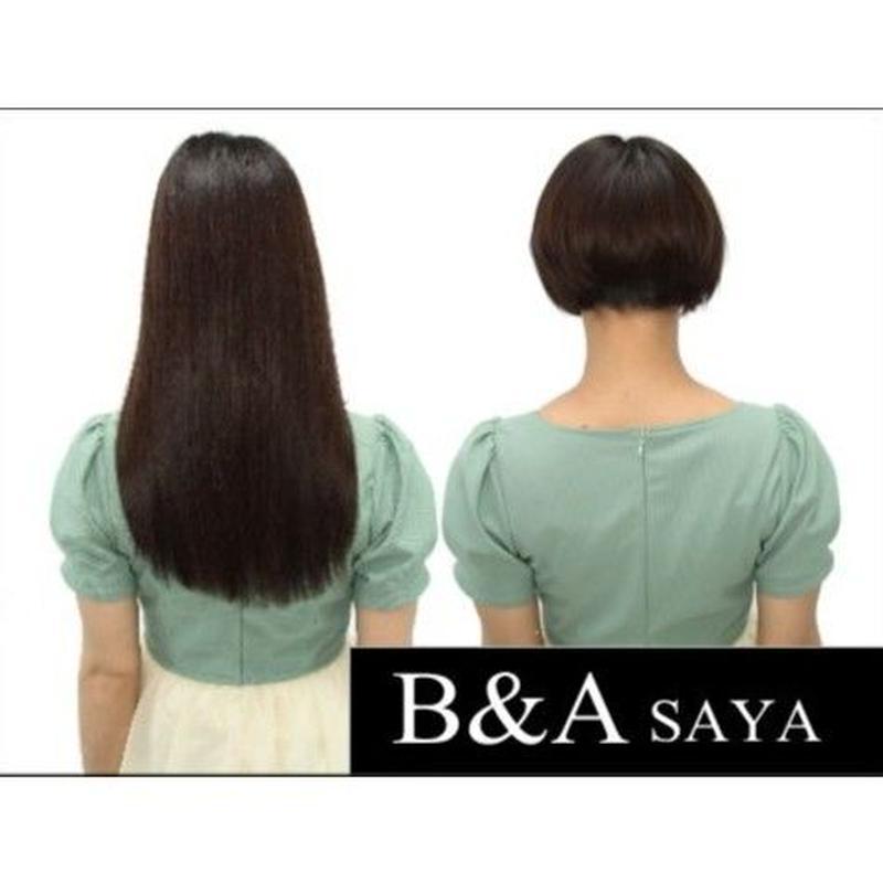 B&A SAYA【分割DL_ヘアカット編】【Full HD高画質】DL