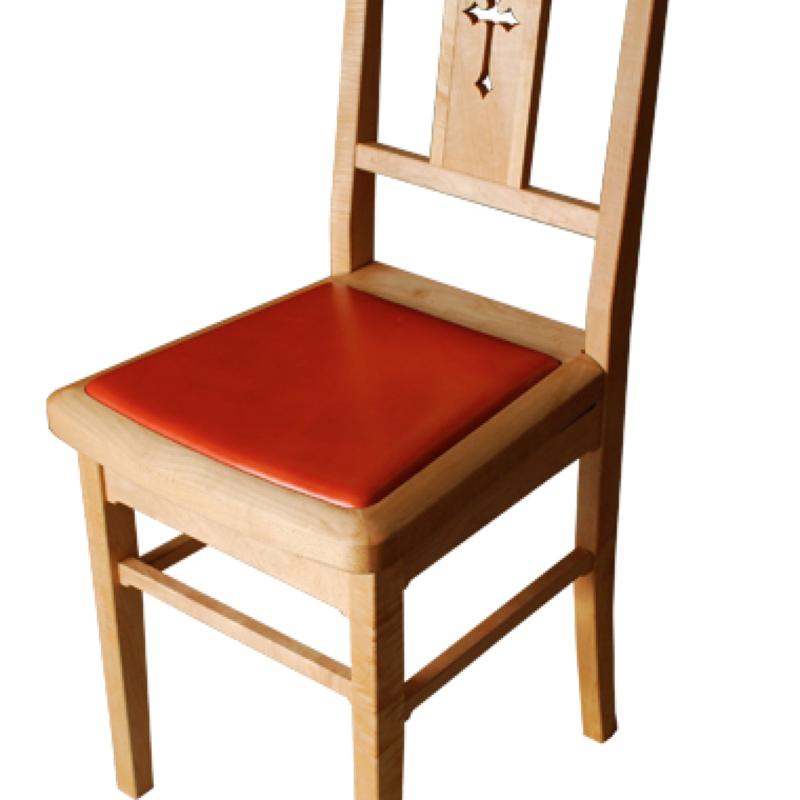 演奏家用椅子 musica 座面高さ46cm 新古品