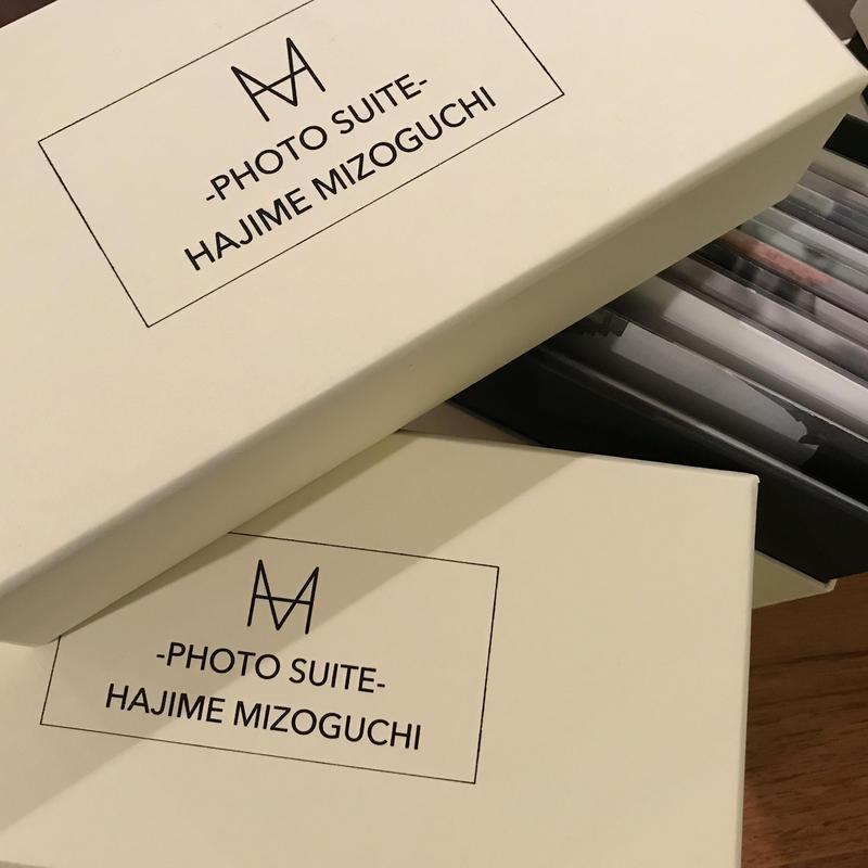 溝口肇写真集 特別ボックス
