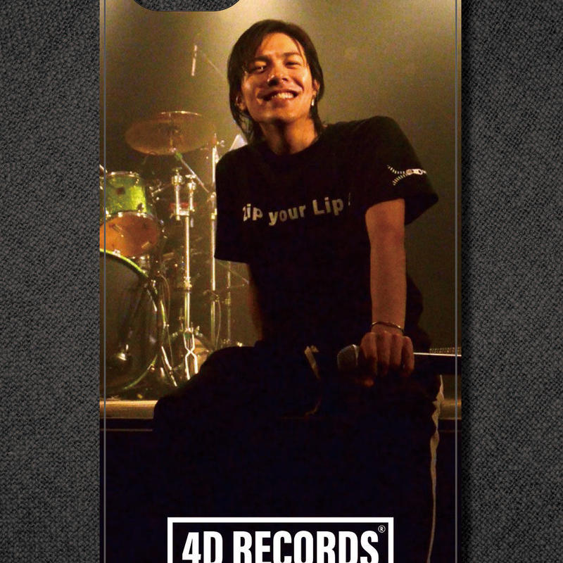 4D RECORDS  スマホケース(WEB・STORE限定商品)  02