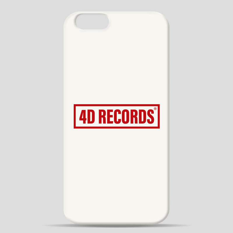 4D RECORDS スマホケース(WEB・STORE限定商品)