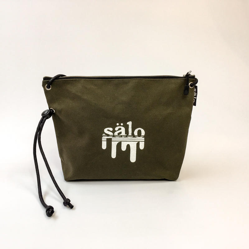 sacoche bag darkkahki