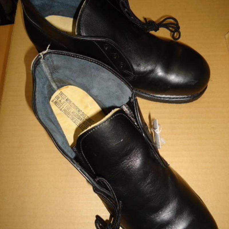 254 革靴 25 US ARMY 1971 サービスシューズ /チャッカブーツ