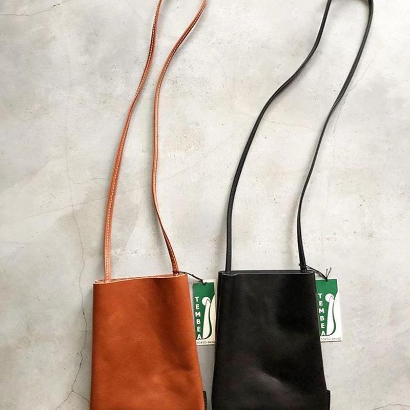 『 TEMBEA/MAP CASE (Leather) 』