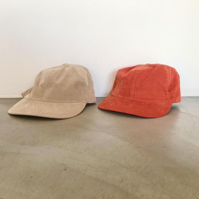 『TEMBEA/CORDUROY TORSO CAP』