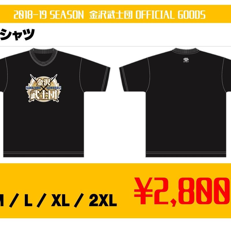 金沢武士団ロゴTシャツ