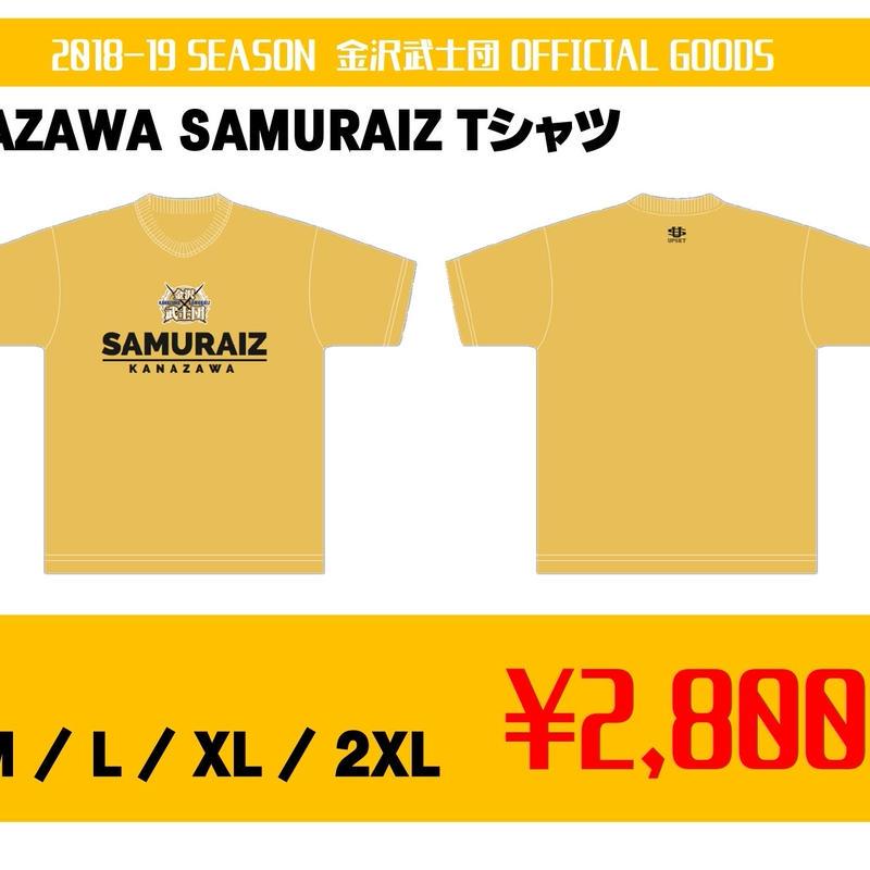 KANAZAWA SAMURAIZ Tシャツ