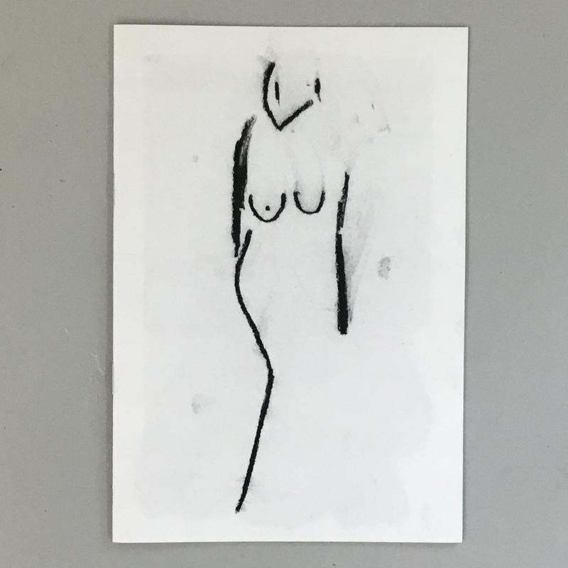 """Jason Brinkerhoff """"Unfinished Drawing"""""""