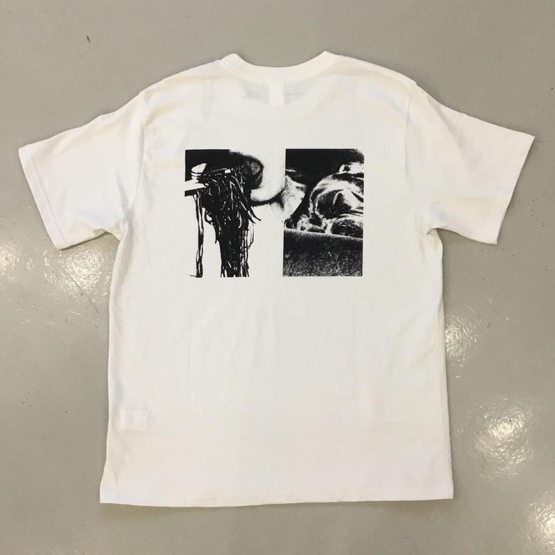1991 S/S Tee White