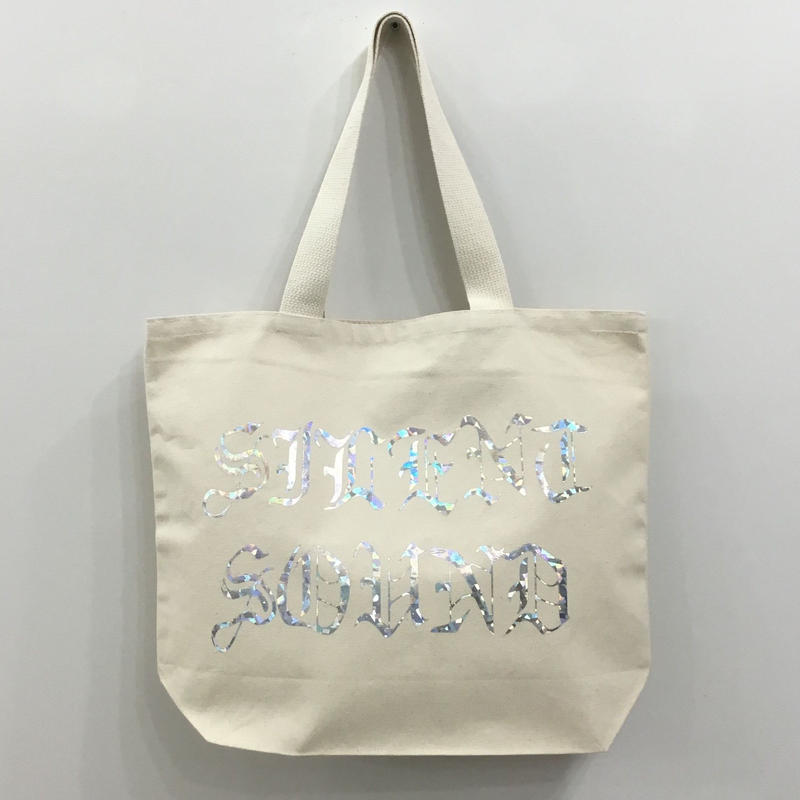 Silent Sound Tote Bag Holo