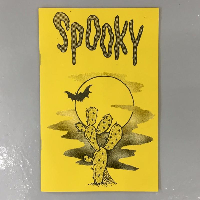 "Visual Malaise ""Spooky Witch Zine"""
