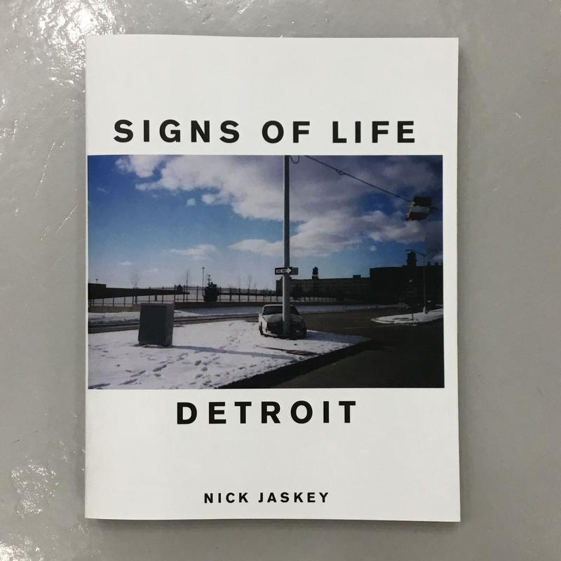 "Nick Jaskey ""Sign Of Life"""