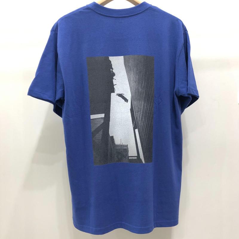 Dennis McGrath S/S Tee Blue