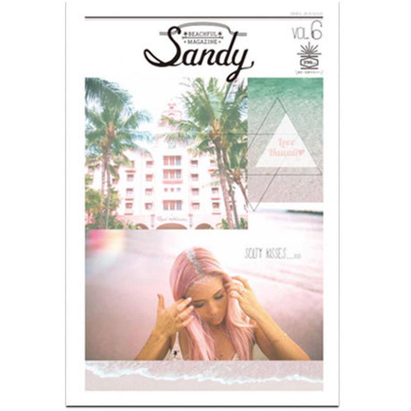 Sandy magazine  vol.6
