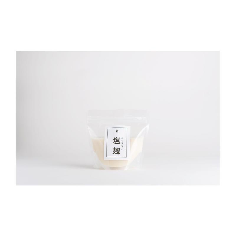 三七味噌の塩麹 400g