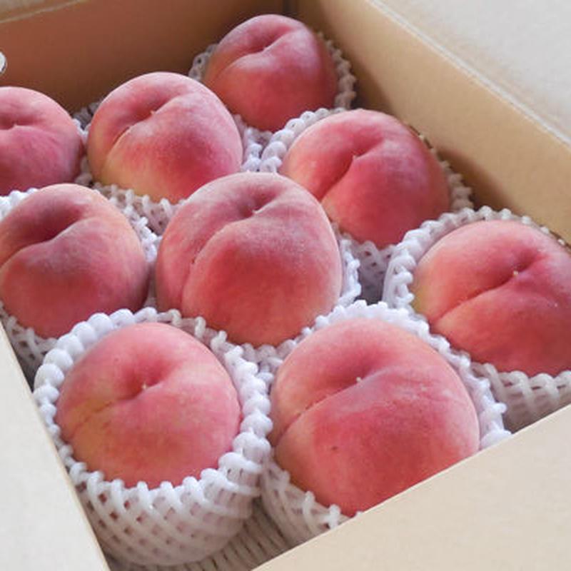 山梨一宮の桃 3kg